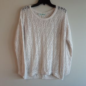 Maurice's Open Knit Sweater